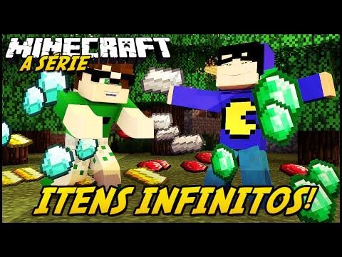 Minecraft: A SÉRIE 2 – ITENS INFINITOS! #12