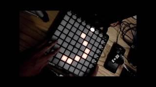 Ridha Remix - Luka disini mashup (launcpad cover)