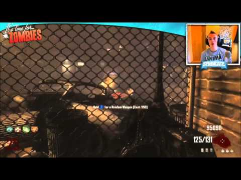 Black Ops 2 Zombies: Round 1-41 Tutorial/Strategy (TOWN) | Live w/Syndicate!