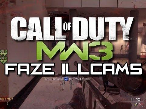 MW3 - FaZe ILLCAMS Parody - FaZe Fanboy Montage!