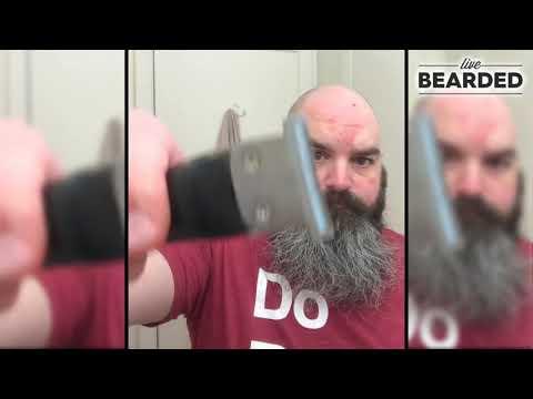 Beard oil - Fastest Beard Trim EVER or was it butchered ~ LiveBearded