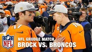 Grudge Match: Brock Osweiler Returns to Denver by NFL
