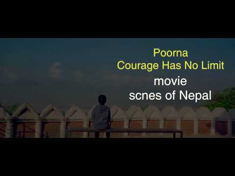 Poorna: Courage Has No Limit movie Scenes of Nepal || Bollywood movie shooting in Nepal