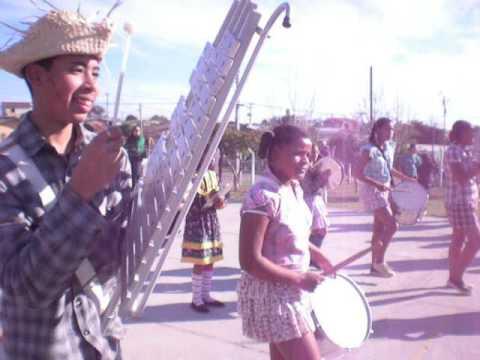 Festa Junina da Escola Presidente Kennedy - Banda Caic 2014 Parte V