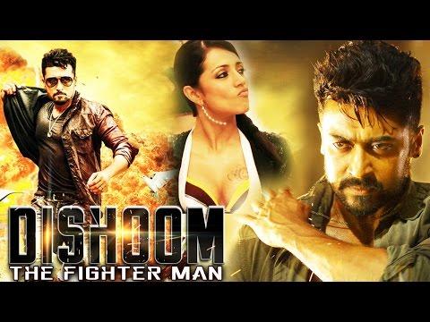 Latest Dubbed Hindi Movies 2016 Full Movie - Dishoon - The Real Fighter   Surya, Trisha