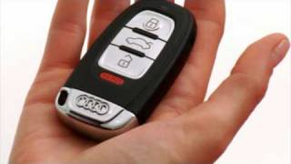 Audi advanced key