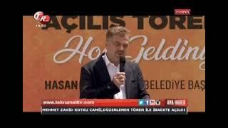 Mehmet Zahid Kotku Camii Açılışı - Tek Rumeli Tv