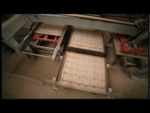 Techmatik - Podajnik blatów produkcyjnych / Crossover conveyor