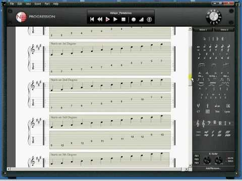 KILLER Guitar Tab/Notation Software