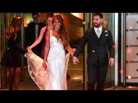 """התנהגות """"מזעזעת"""":אמו של ליונל מסי הגיעה חתונת בנה בשמלה של כלה"""