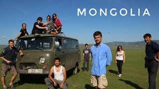 (ENG) Mongolia off-road adventure