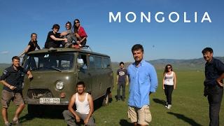 (ENG) Mongolia off-road adventure