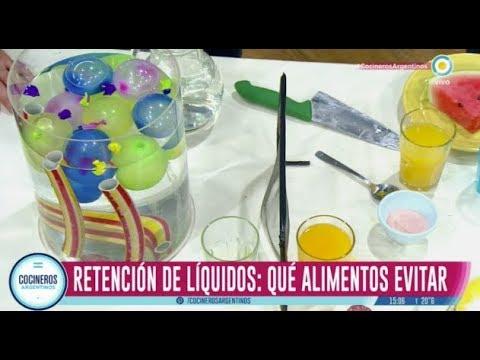 Retención de líquidos