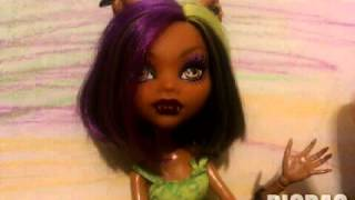 Новости от Клодин #picpac #monsterhigh