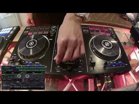 DDJ-RB Scratch Performance by Dj Lab Siam