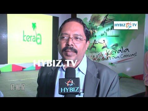 Sajeev Sitaram-Kerala Tourism Partnership Meet 17