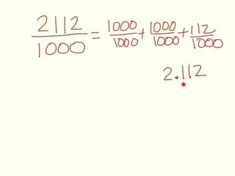 8.1 Understanding Thousandths pt 2