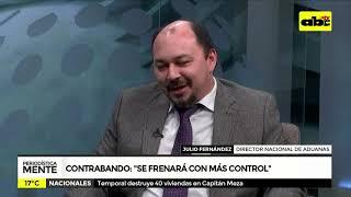 Periodísticamente: Julio Fernández - Mariana Ladaga