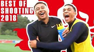 Video Crazy Crossbar Challenge, Kirby's Curler & Skilful Sterling!   Best Shooting Training 2018   England MP3, 3GP, MP4, WEBM, AVI, FLV Desember 2018