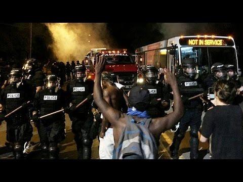 ΗΠΑ: Νύχτα βίας στη Σάρλοτ- Ακόμα ένας μαύρος νεκρός από αστυνομικούς