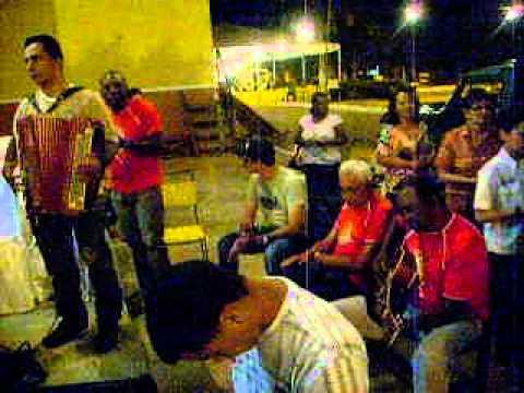 .AVI Video do coral do cantinho em paulistana PI