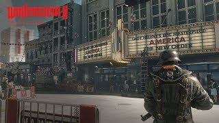 Wolfenstein II: The New Colossus – E3 2017-Enthüllungstrailer