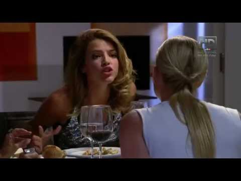 Marcos y Victoria Bandi - Carina Zampini / Victoria Bandi en Dulce Amor Capítulo 3.