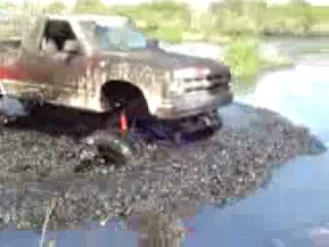 COLT FORD..TAIL GATE PARTY W/ WTF pt.2 big trucks mudding bad ass jeep 4x4 w