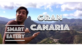 GranCanaria #CanaryIslands #LasPalmas #FOOD #FOODVLOG The CANARY ISLANDS are a chain of oceanic #volcanoes located on the north west #African ...