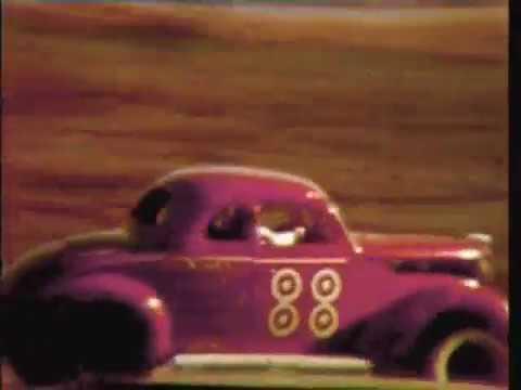 1950's Stock Car Race - Mid-West