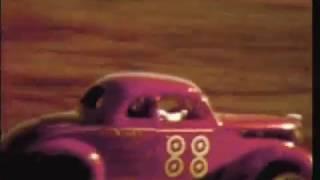 Vintage Jalopy Dirt Track Racing