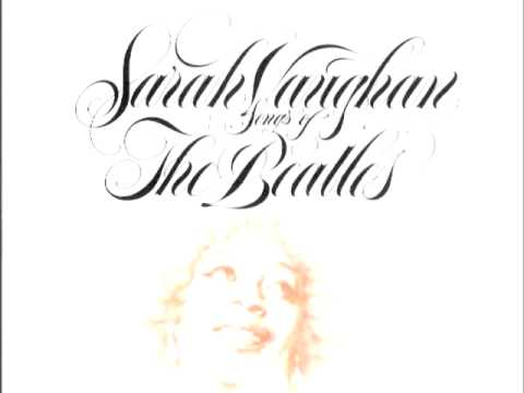 Sarah Vaughan – Songs of the Beatles