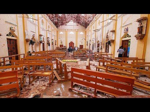 Σρι Λάνκα: Το ΙΚΙΛ ανέλαβε την ευθύνη για τις πολύνεκρες επιθέσεις…