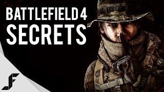 Battlefield 4 Secrets!
