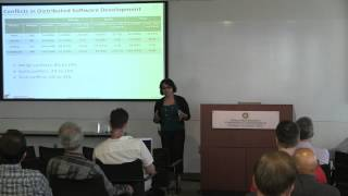 Coordination in Distributed Software Development - Anita Sarma
