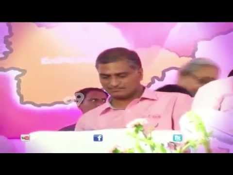 Harish Rao Upset with KCR  KCR son takes centre stage  TRS Plenary Meeting  99tv