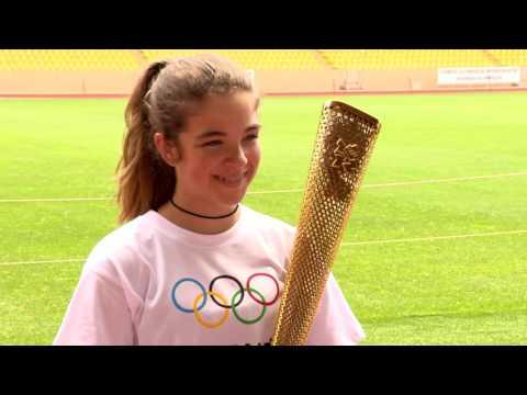 L'esprit olympique souffle sur le Stade Louis-II
