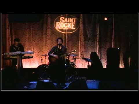 Lee DeWyze, Hallelujah live stream from Saint Rocke