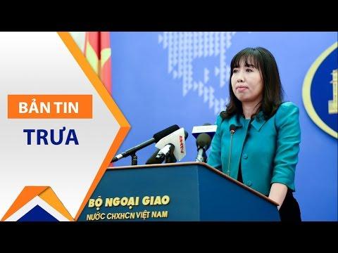 Vụ Đồng Tâm: Thế giới hỏi, Bộ Ngoại giao đáp! | VTC1 - Thời lượng: 86 giây.