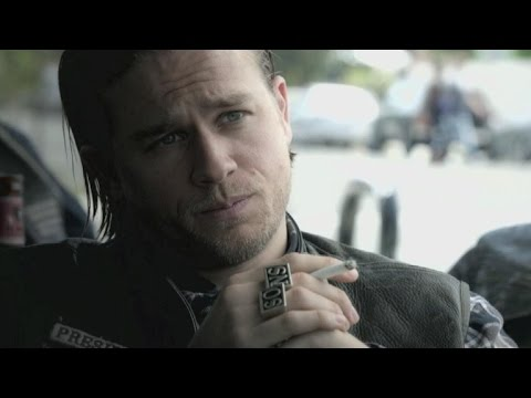 EXCLUSIVE: On The 'Sons of Anarchy' Set with Charlie Hunnam