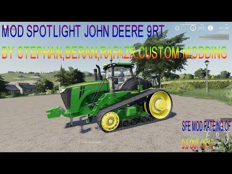 John Deere 9RT Series v1.0.0.0