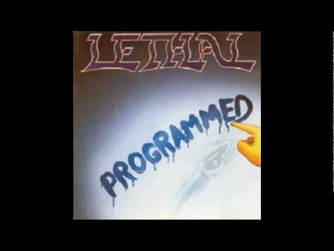Metal Ed.: Lethal - Arrival online metal music video by LETHAL