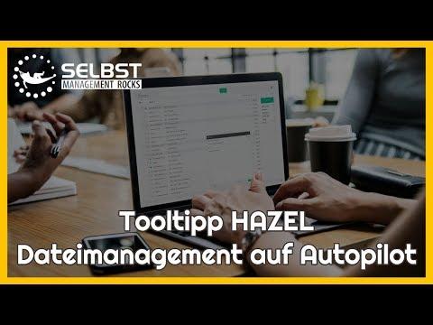 Tool Hazel: Vollkommen automatisiert Ordnung in deine Ordner und Dateien bekommen