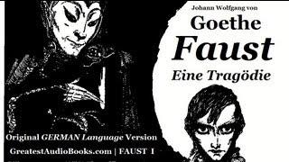 GOETHE: FAUST   Hörbuch in Deutsch