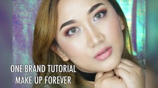 """ONE-BRAND TUTORIAL  MAKEUP FOREVERHi guys don't forget to watch this video on HD mode!HAVE YOU WATCH MY """"TUTORIAL MAKEUP LEBARAN"""" VIDEO?https://youtu.be/YvgvkgklWD0PLEASE HELP ME GROW MY CHANNEL! :)—— THUMBS UP AND SUBSCRIBE —— ———————————————————————————————————Products mentioned:(WILL UPDATE THIS SOON)I N S T A G R A M —&-- T W I T T E R :http://www.instagram.com/sorayahylmihttp://www.twitter.com/sorayahylmiB E A U T Y   B L O G :http://www.ayabeautytips.blogspot.com--------------------------------------------------------------------------------------Video taken with :— SONY A5100Edited with :— iMovie-------------------------------------------------------------------------------------- — All products mentioned in this video were not being sponsored by any companies. I bought several of them with my own money. Some them are being sent to me. Honest Review. ---"""
