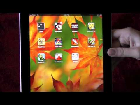 New iPad (3rd generation) Review