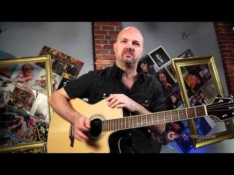 Percussive Rhythm Guitar – Easy Guitar Lesson – Guitar Tricks 61: