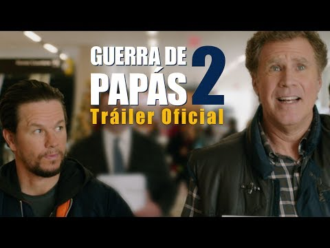 Guerra de Papás 2 - Trailer