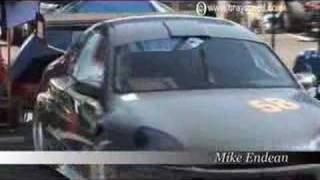 Nic Mann vs Mike Endean at Speed Hillclimb