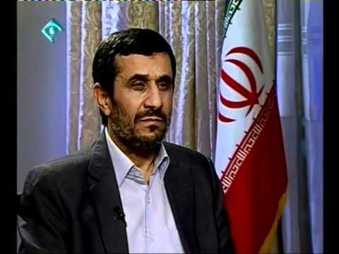 Interveiw of Dr. Ahmadinejad with Russia Today (Farsi)